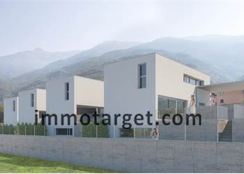 3 new one family houses in Claro (Ticino, CH)